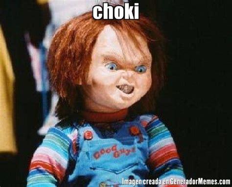 fotos d choki choki meme chuky 1