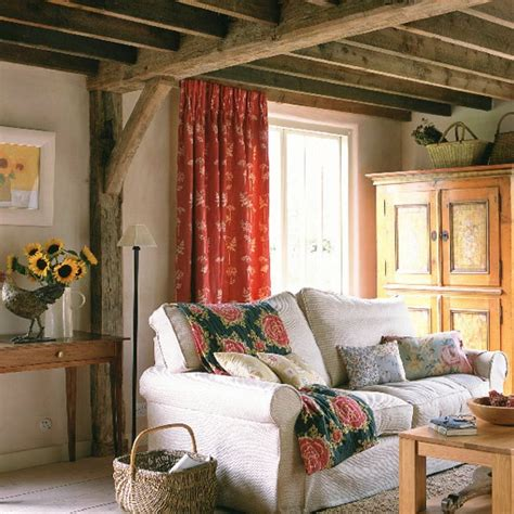 rustic living room curtains 55 airy and cozy rustic living room designs digsdigs