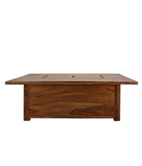 ballard solid wood coffee table buy at best price