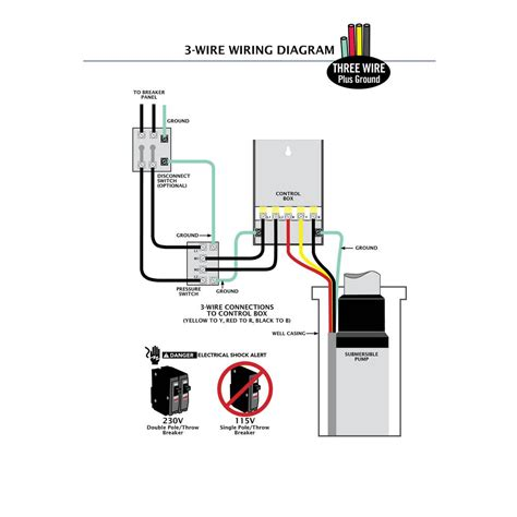 wiring diagram for water pressure switch the well to