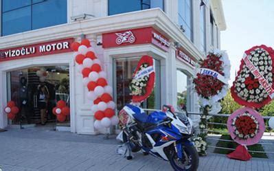 feyizoglu motosiklet magazasi yenilendi