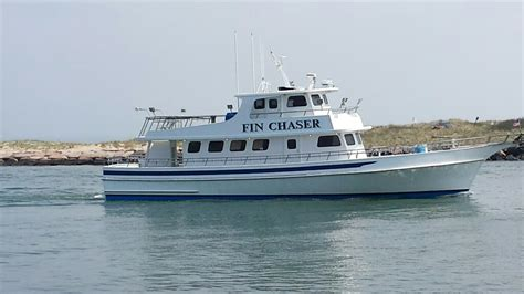 fishing in montauk charter fishing long island fin chaser - Deep Sea Fishing Montauk Party Boat