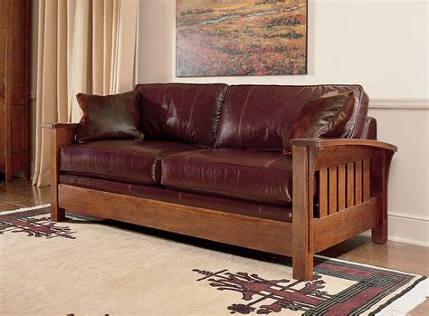 stickley upholstery stickley orchard street sofa living in leather