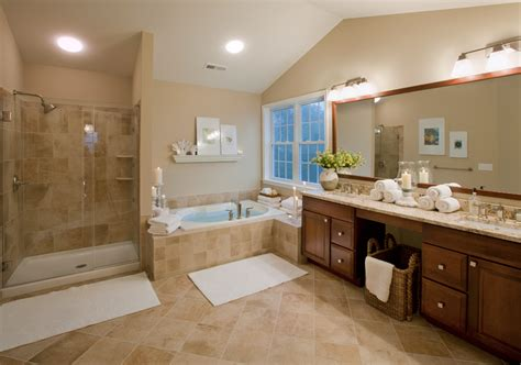 Spa Bathroom Design Pictures by 25 Extraordinary Master Bathroom Designs