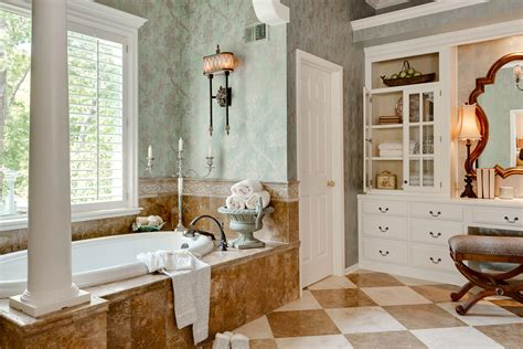 Vintage Bathroom Design | vintage interior design the nostalgic style