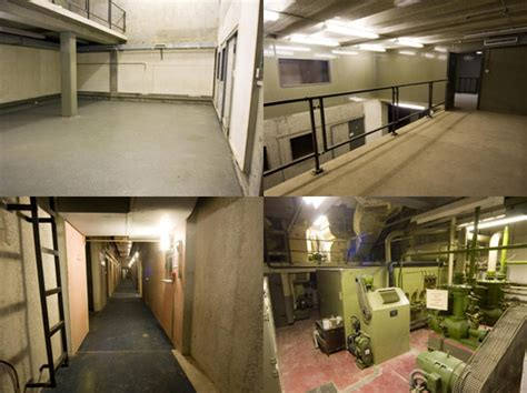 Underground Safe Room by For Sale Dr No S Scottish Bunker Complex The Register