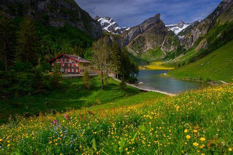 feuerstellen appenzell berggasthaus seealpsee appenzellerland tourismus
