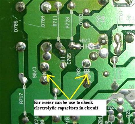 testing capacitor on circuit board how to speed up of testing electronic components part ii cell phone repair