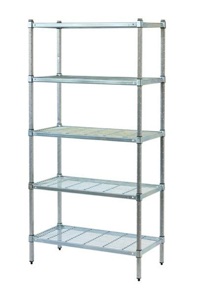 post style with wire shelving products mantova