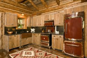 Rustic Kitchen Appliances - shop beyond the typical appliance options standard white black and stainless steel appliances