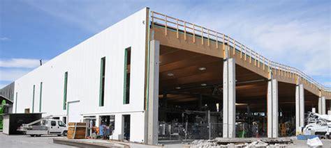 capannoni industriali in legno preventivo costruzione capannoni industriali
