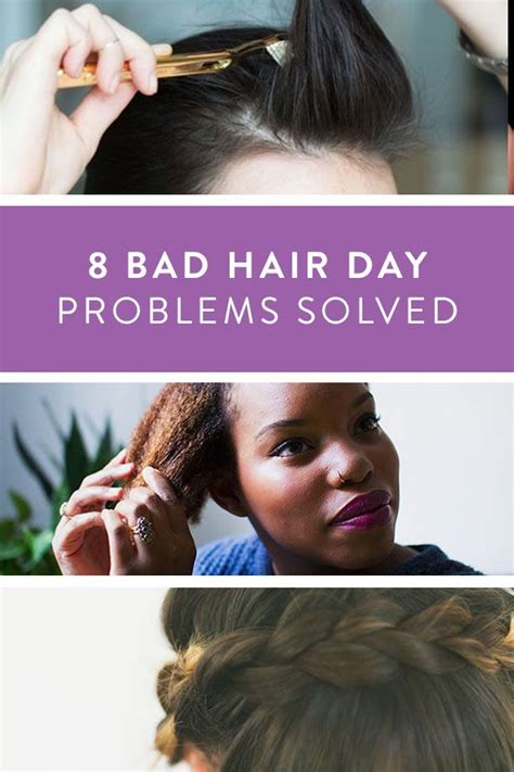 Hair Dryer Bad Effects 8 bad hair day problems solved bad hair hair day and