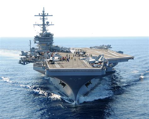 Ship Greyhound by Official Web Page Of Uss George H W Bush Cvn 77