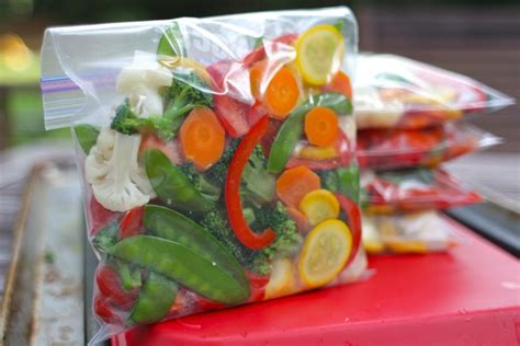 Freezing Garden Vegetables The Best Way To Freeze Your Vegetables Even Your Lettuce