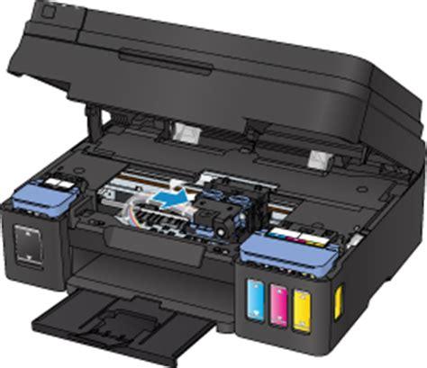 Printer Canon G4000 canon pixma manuals g4000 series repairing your printer