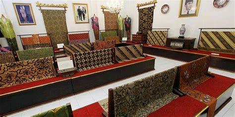 Batik Danar Hadi Slamet Riyadi museum di bangunan sarat sejarah beritadunesia
