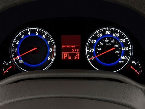 electric power steering 2009 infiniti g instrument cluster a few words about the 2014 infiniti q50 instrument cluster page 2 infiniti q50 forum