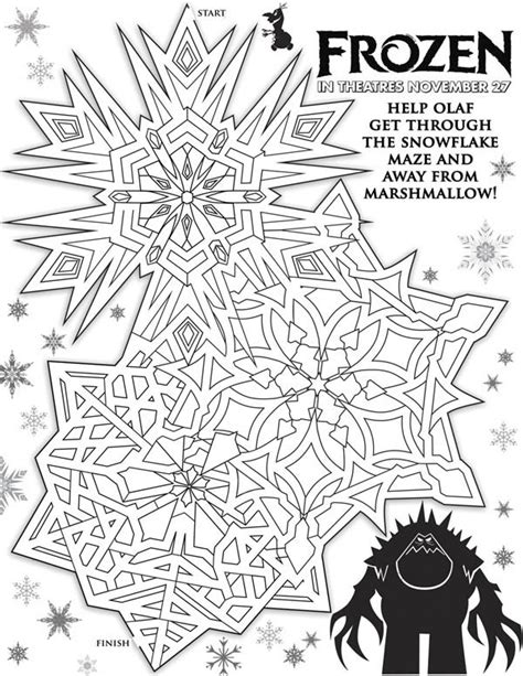 Movie Frozen Poster Coloring Page Free Printable Frozen Printable Coloring Posters