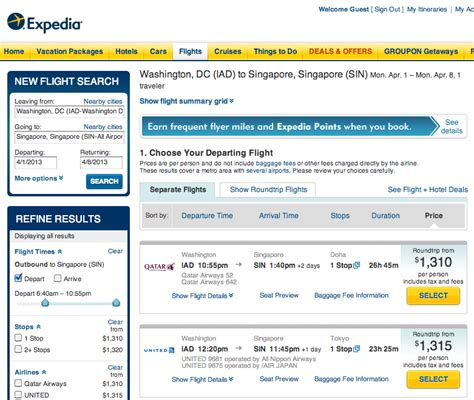 expedia is charging more for flights because you look for them