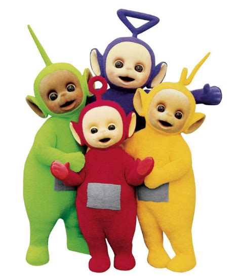 Poe Toaster Teletubbies Returning With New Canadian Episodes Toronto