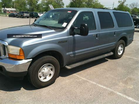 2000 Ford Excursion Xlt 2000 ford excursion xlt sport utility 4 door 5 4l