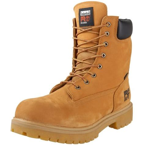 Sepatu Safety Timberland Pro Series timberland pro s direct attach 8 quot steel toe boots review work wear