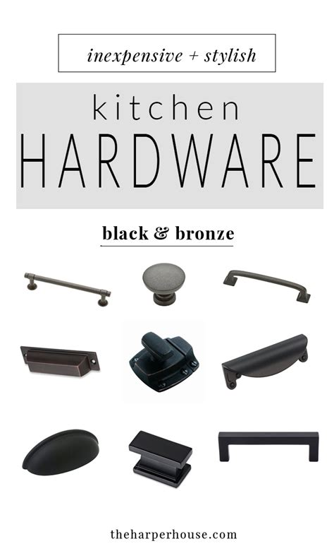 farmhouse cabinet hardware kitchen hardware 27 budget friendly options the