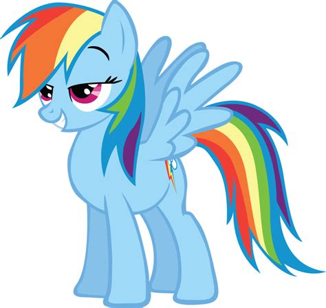 my little pony friendship is magic rainbow dash figure pleased rainbow dash my little pony friendship is magic