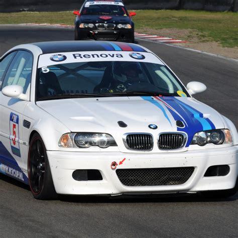 Bmw M3 Auto bmw m3 e46 race auto verhuur tracktime