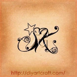 sk tattoo design sk