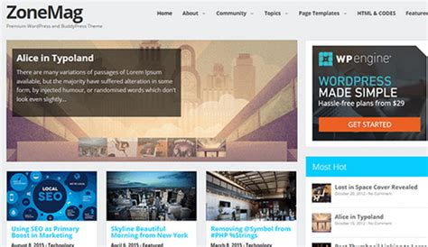 themes wordpress multisite best free wordpress multisite themes af templates