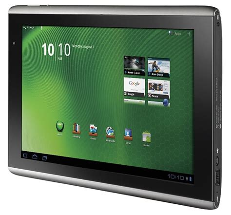 Tablet Acer 4g acer iconia tab a501 4g pre order 499