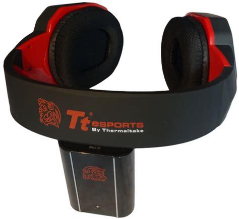 console gaming headset thermaltake tt esports shock console gaming headset review