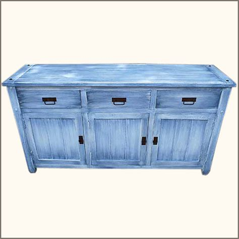 kitchen credenza appalachian distressed buffet kitchen cabinet wood
