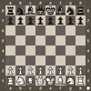 Chess Board Design How To Setup A Chess Board And Pieces Computer Chess Online