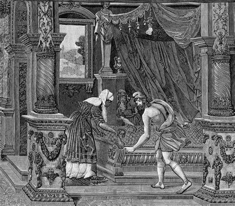 bedroom roman emperor headboard to complement your bed antique beds bedrooms historical origins antiques in