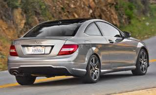 2013 Mercedes C250 Coupe Car And Driver