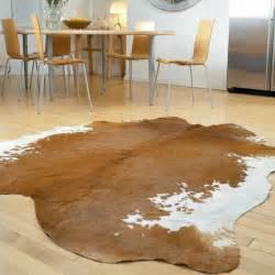teppich kuhfell kuhfell teppich als deko in der einrichtung f 252 r beliebige