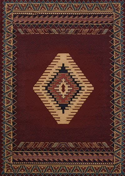 tucson rugs area rug tucson burgundy 94 quot width x 126 quot length area rugs featuring nautical coastal