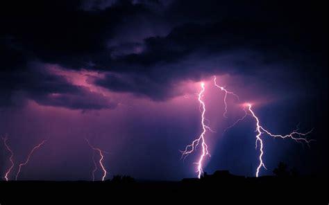 Lightning Storm 504857 WallDevil