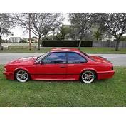 Sell Used 1988 BMW 635 CSI ALPINA B10 LOW MILES RARE CAR
