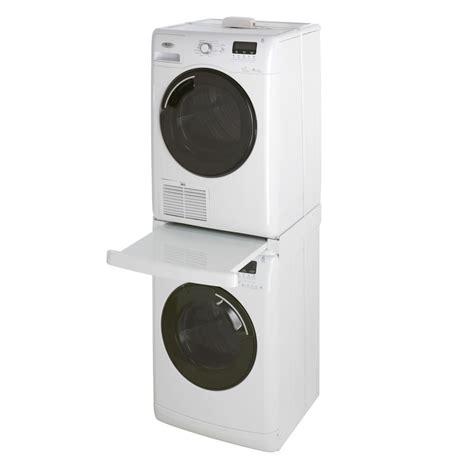 Waschmaschine Trockner Stapeln 2268 by Verbindungsrahmen Waschmaschine Zwischenbaurahmen