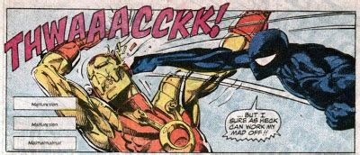 Wos Wolverine 35 is vs wolverine the ultimate stalemate