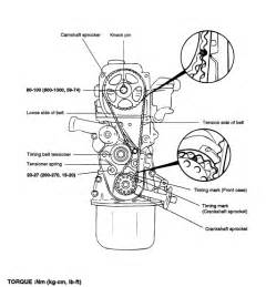 2008 Hyundai Sonata Timing Belt Hyundai Accent Camshaft Timing Diagrams Crankshaft