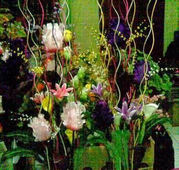 Rumput Tulip Panjang 1 2meter tulip besar beranting bunga plastik eksotis
