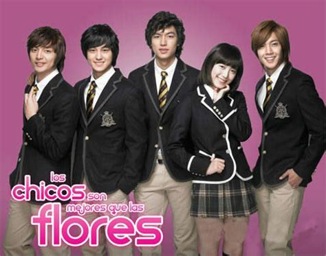 imagenes d novelas coreanas los chicos son mejores que las flores novelas coreanas
