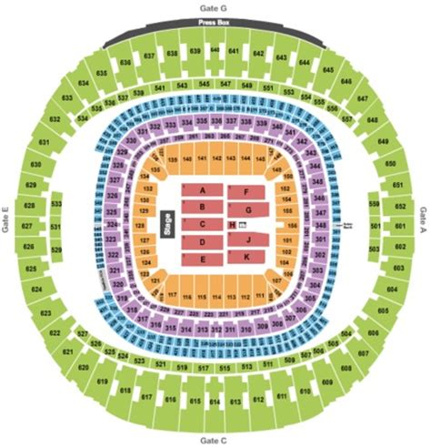 bayou country superfest seating chart mercedes superdome tickets in new orleans louisiana