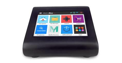 Touchscreen Cross R406 Ori astrobox touch a powerful touchscreen for your 3d printer by astroprint kickstarter