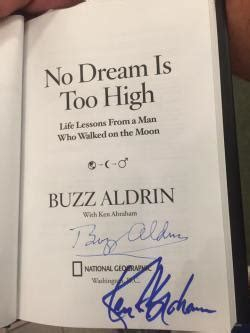 no dream is too 1426216491 no dream is too high life lessons from a man who walked