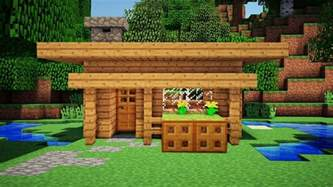 make a house minecraft starter house tutorial how to build a house